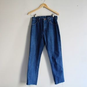 90s [Vintage] high waisted Wranglers